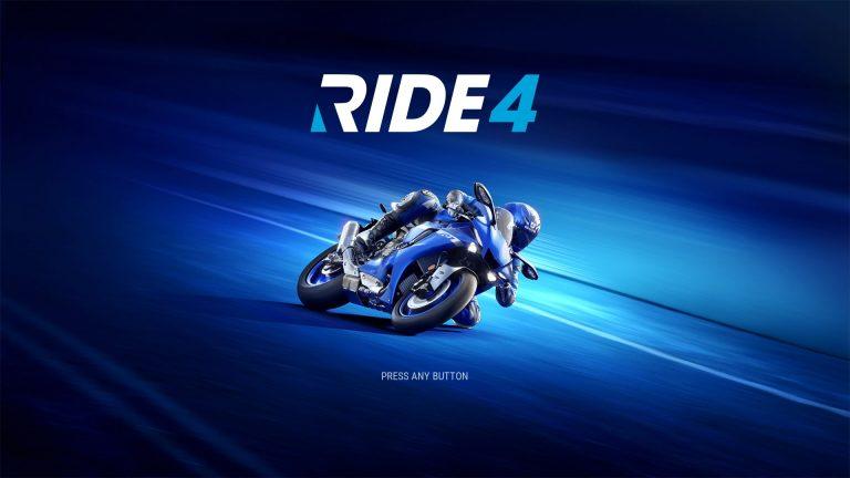 Ride 4 – recenzja gry