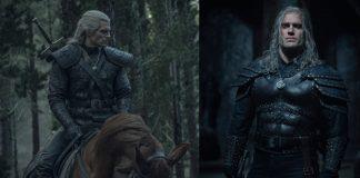 Wiedźmin Geralt zbroja