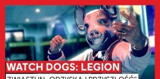 Watch Dogs Legion trailer