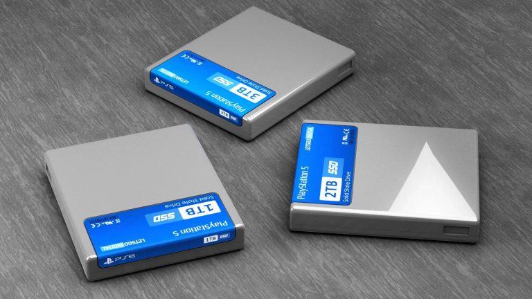 PS5 – w sieci pojawiają się dyski SSD do konsoli