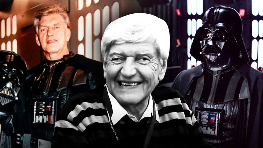 David Prowse Lord Vader
