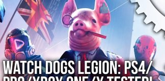 Watch Dogs Legion Digital Foundry