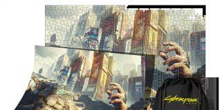 puzzle Cyberpunk 2077