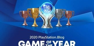 PlayStation Game of The Year