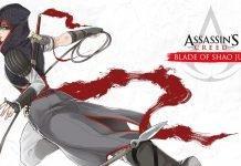 Assassins Creed Blade of Shao Jun