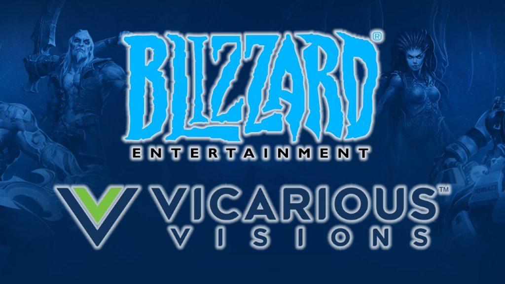 Blizzard Vicarious Visions
