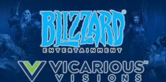 Blizzard Vicarious Visions