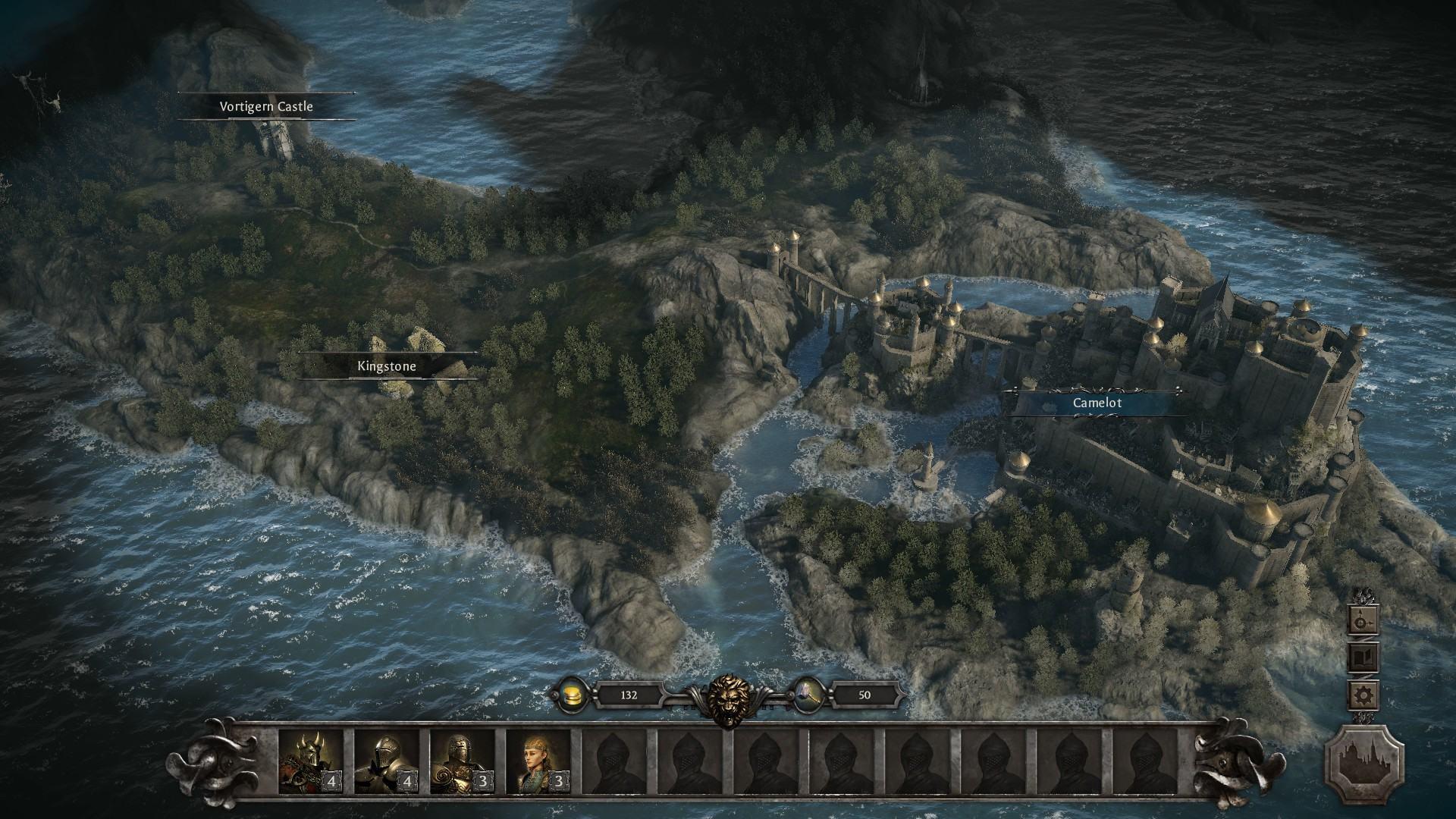 King Arthur Knight's Tale