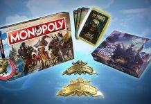 Sea of Thieves Monopoly