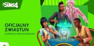 The Sims 4 Zjawiska Paranormlane