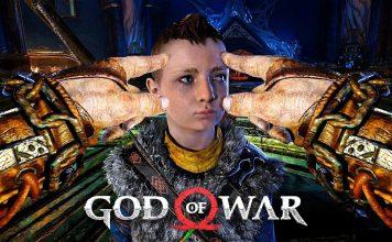 God of War FPP