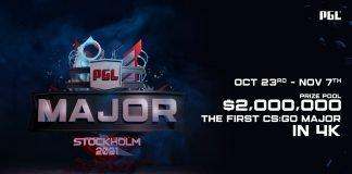 PGL CS:GO Major 2021 Sztokholm