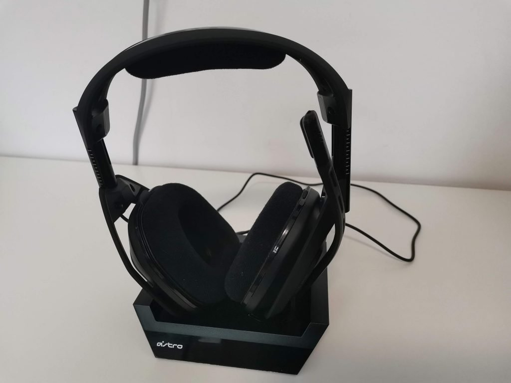 Dolby Headphone Astro A50