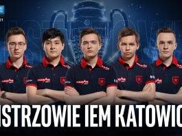 IEM Katowice 2021 Gambit Esports