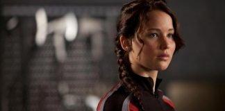 Jennifer Lawrence - Igrzyska Śmierci