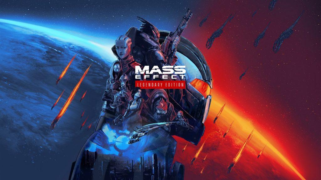 Mass Effect Legendary Edition Edycja Legendarna