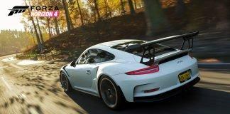 Forza Horizon 4 Porsche GT3 RS
