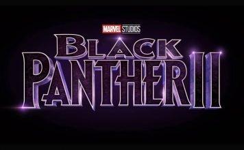 Black Panther 2 - czarna pantera 2