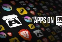 Epic Games App