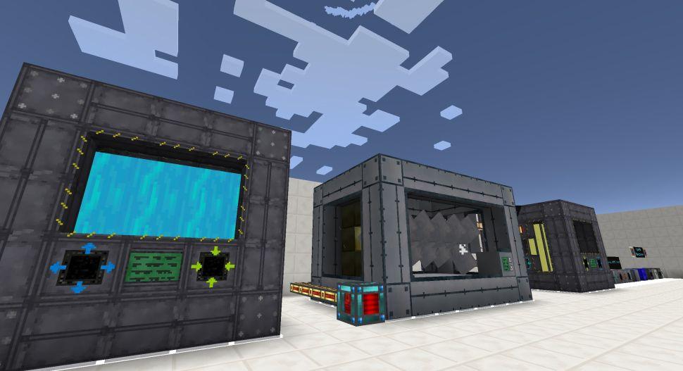 Minecraft Mod Big Reactors