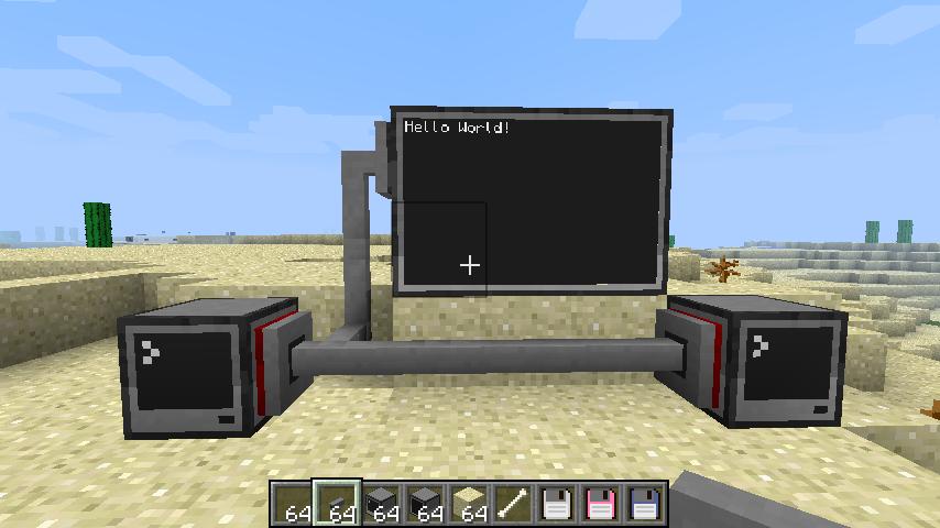 Minecraft Mod ComputerCraft
