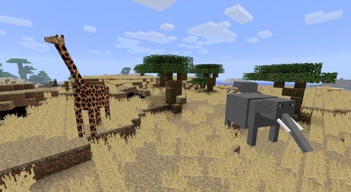 Minecraft Mod LotsOMobs