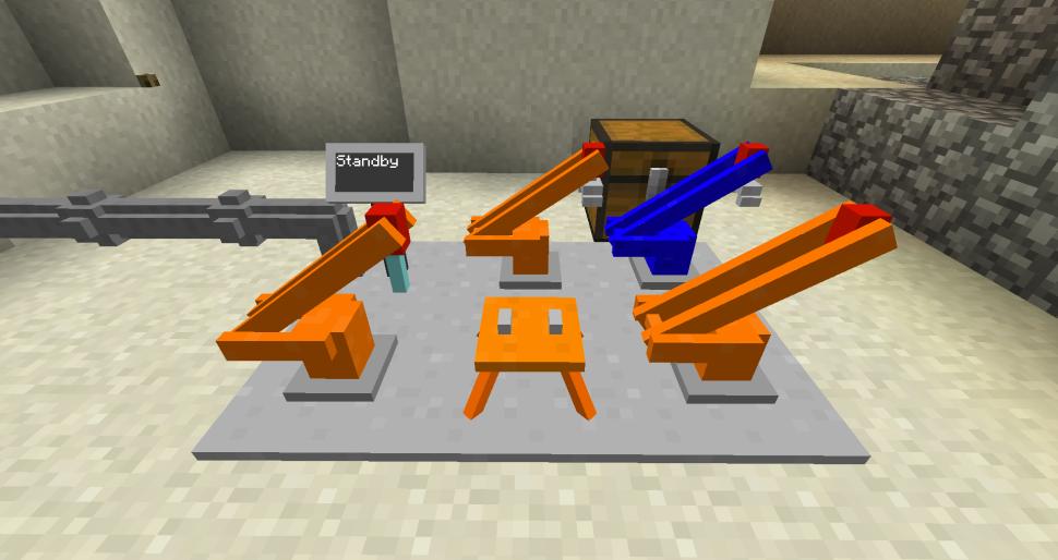 Minecraft Mod PneumaticCraft Repressurized