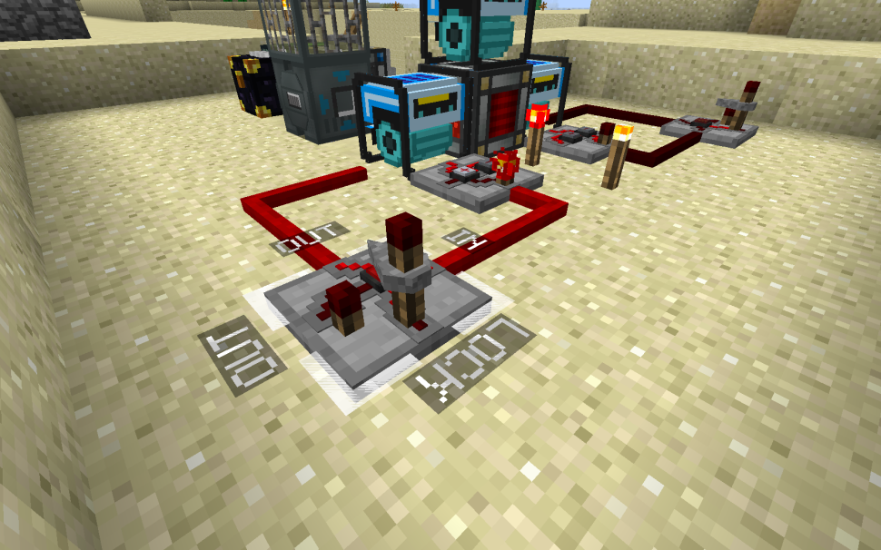 Minecraft Mod Project Red