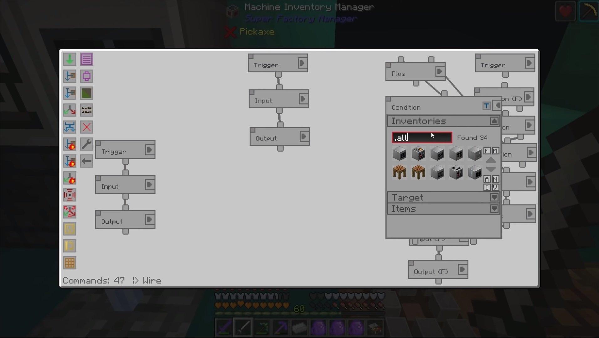 Minecraft Mod Super Factory