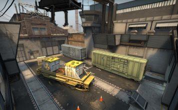 Valve Train CS:GO
