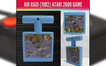 Atari 2600 Air Raid