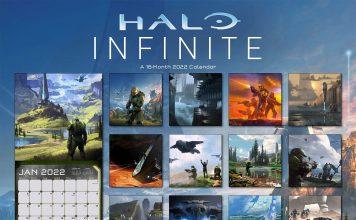 Halo Infinite kalendarz