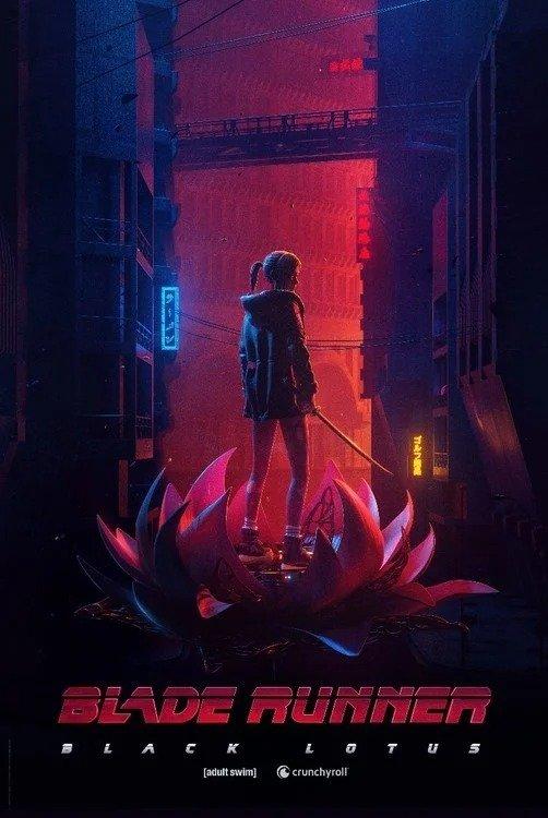blade Runner black lotus