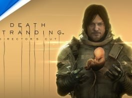 Death Stranding: Director's Cut Hideo Kojima