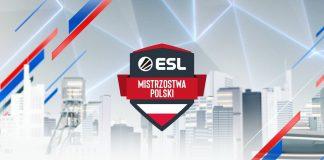 ESL MIstrzostwa Polski CS GO