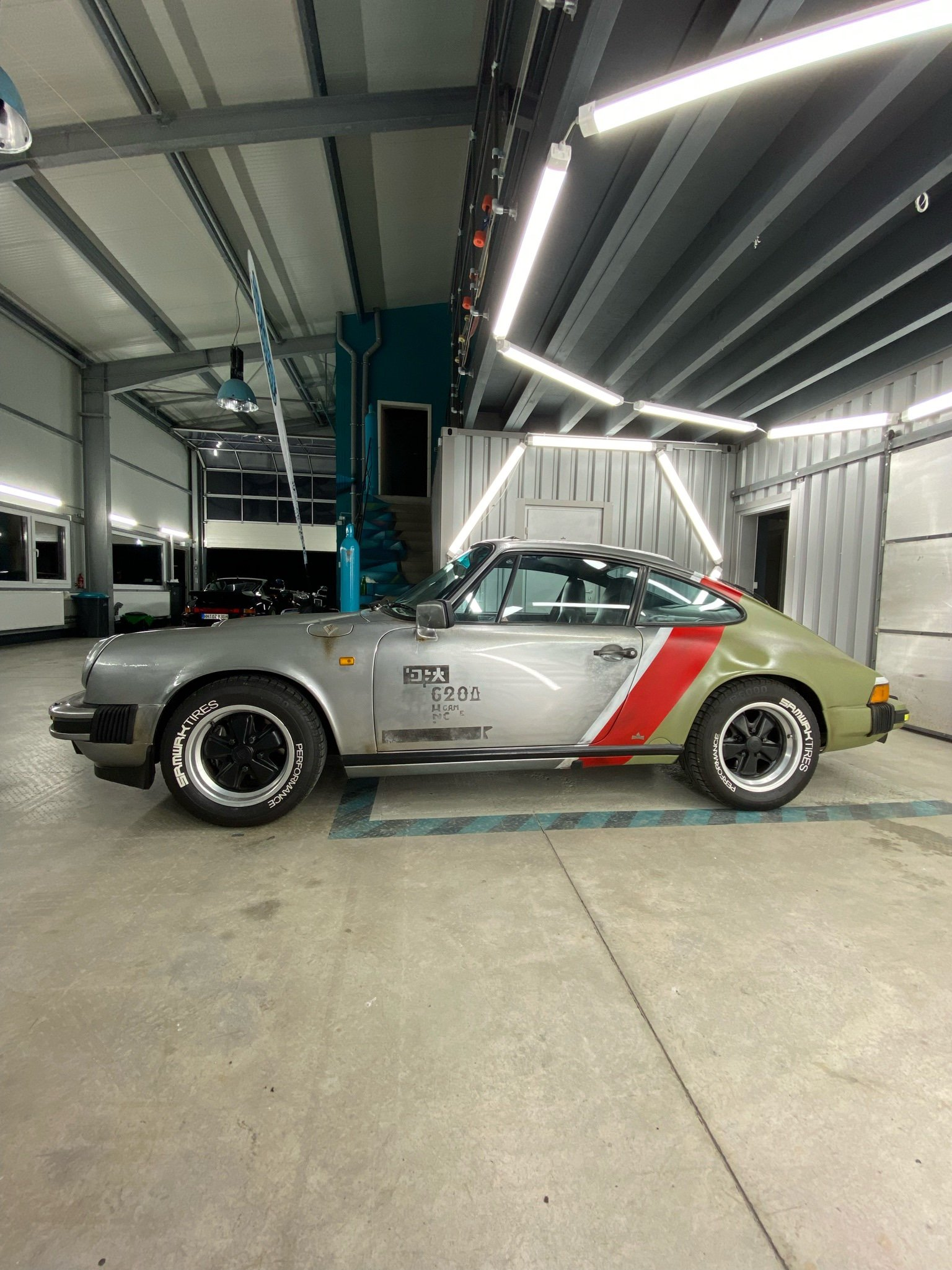 Cyberpunk 2077 - Porsche 911