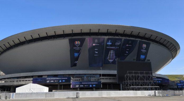 IEM Katowice 2022 Spodek