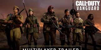 multiplayer Call of Duty Vanguard