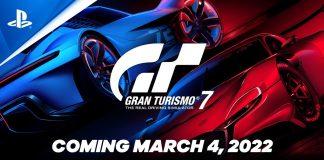 Gran Turismo 7 data premiery