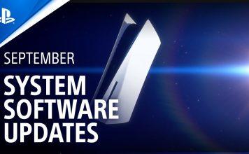 PlayStation 5 aktualizacja