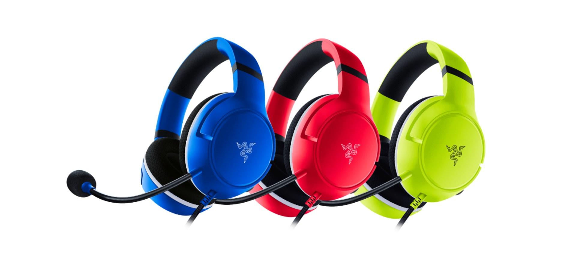 Razer Kaira X colors