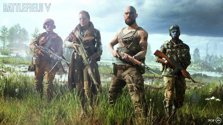 Battlefield V – znamy już oficjalne i ostateczne wymagania sprzętowe