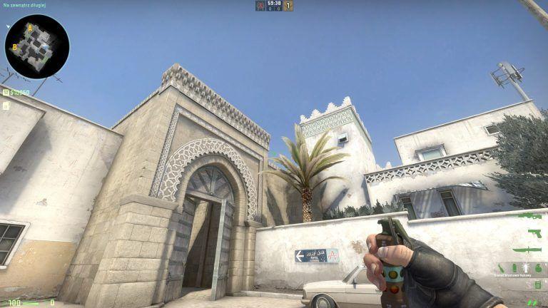 Dust2 z kilkoma rewolucyjnymi zmianami w nowej aktualizacji CS:GO